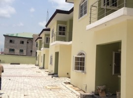 4 Bedroom Serviced Town House for Lease