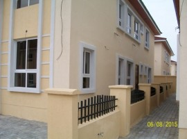Lovely 4 Bedroom Duplex  + BQ