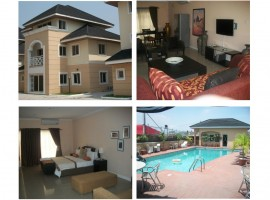 7 units of 4 bedroom furnished Town Homes for Sale!!