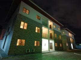 Newly built four bedroom Terrace House