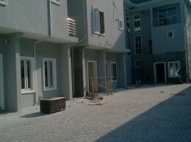 Four units of four Bedroom Terrace