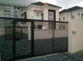 Five Bedroom Detached Duplex