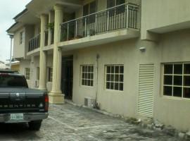 Three Bedroom serviced Apartment