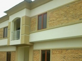 Newly Built Five Bedroom Duplex