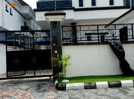 5 Units Of 4 Bedroom Fully Detached duplex