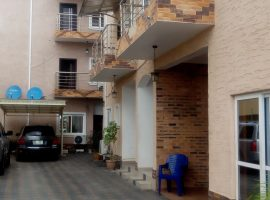 FULLY FURNISHED 2 BEDROOM FLAT