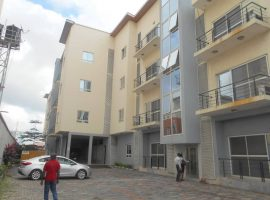 BLOCK OF 3 BEDROOM FLAT