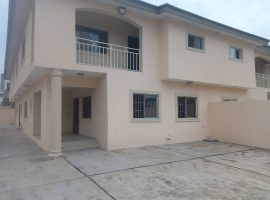 2 UNITS OF 4 BEDROOM SEMI DETACHED DUPLEX