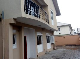 1 Unit of 4 Bedroom Fully Detached Duplex