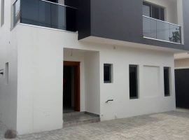 2 UNITS OF 5 BEDROOM FULLY DETACHED DUPLEX
