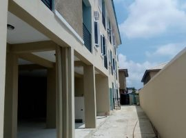 Newly Built 2 Bedroom Flat In A Secured Estate