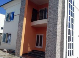 Executive 5 Bedroom Detached House With 2 Rooms Boys Quarter.