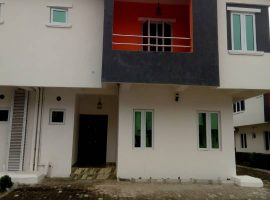 Brand New 4 Bedroom Semi Detached Duplex