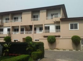 SERVICE THREE (3) BEDROOM FLAT