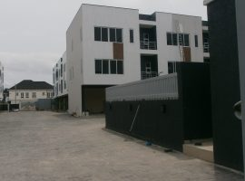 THREE (3) BEDROOM TERRACE DUPLEX