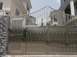 FOUR (4) BEDROOM SEMI DETACHED DUPLEX