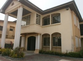 FIVE (5) BEDROOM FULLY DETACHED HOUSE