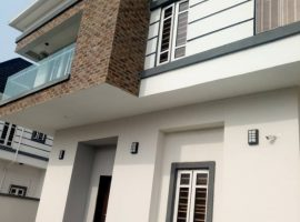 Five (5) Bedroom Duplex