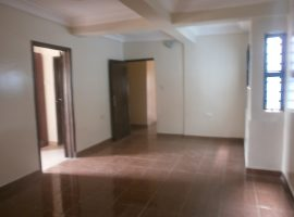 THREE (3) BEDROOM FLAT TO LET