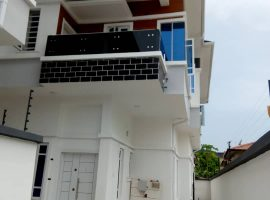 BRAND NEW FOUR (4) BEDROOM DUPLEX