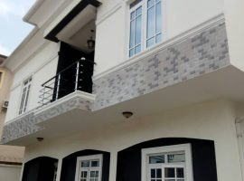BRAND NEW FOUR (4)BEDROOM DUPLEX