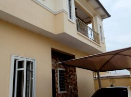 FOUR BEDROOM FULLY DETACHED DUPLEX