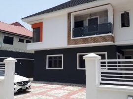 TWO(2) UNITS OF 5 BEDROOM SEMI DETACHED DUPLEX