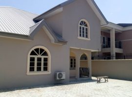 Brand New Self Serviced 4 Bedroom Duplex