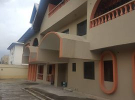 PROPERLY BUILT 8 UNIT OF 2/3 BEDROOM FLAT APARTMENT