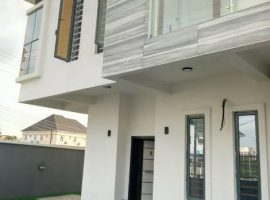 EXQUISITELY BUILT FULLY DETACHED 5 BEDROOM DUPLEX.