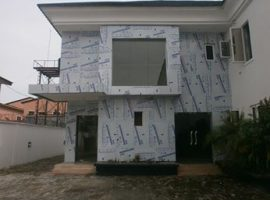 A DETACHED AND MASSIVE 8 ROOM OFFICE DUPLEX SUITABLE FOR COMMERCIAL USE