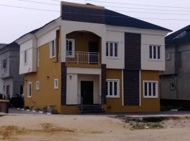 Brand New 4 Bedroom Detached Duplex.
