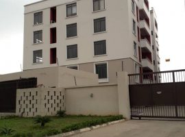 NEWLY BUILT FURNISHED 3 BEDROOM FLAT WITH A ROOM BQ