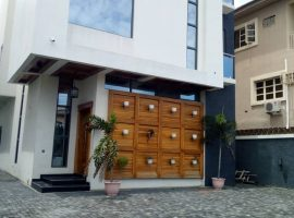 BRAND NEW 5 BEDROOM DUPLEX WITH BQ