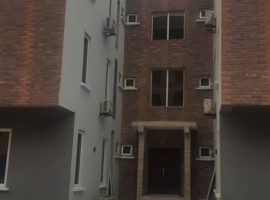 NEWLY BUILT 3 BEDROOM APARTMENT WITH A ROOM BQ