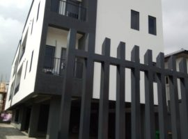 LUXURY 4 UNITS 2 BEDROOM FLAT + 1 ROOM BOYS QUARTERS.