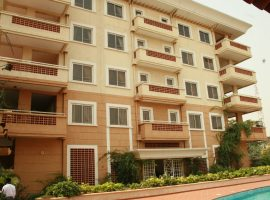 fully serviced 3 nos of 3 bedroom flat with bq,