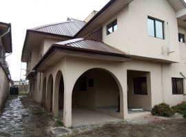 SEMI DETACHED 4 BEDROOMS DUPLEX