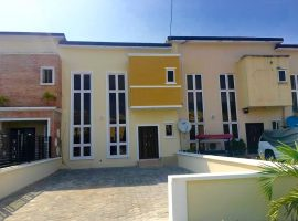 4 Bedroom Duplex with BQ in Oceanbay Estate