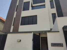 Luxury 4 Bedroom Duplex with BQ in Oniru